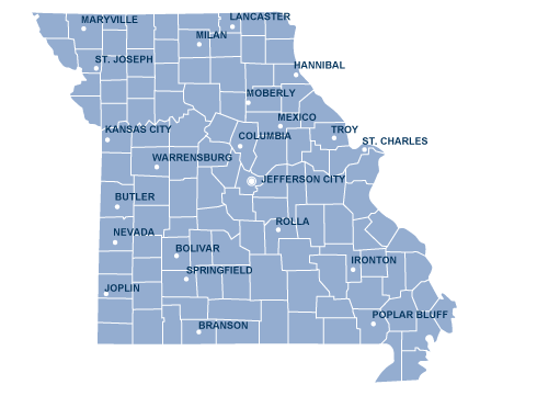 Missouri Bank Foreclosures - Missouri Foreclosure Listings